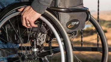 Schwerbehindert
