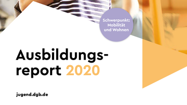 DGB-Ausbildungsreport 2020